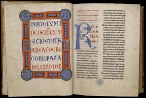 Moralia in Job du pape Grégoire le Grand