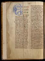 : Sermons des Pères de l'Eglise. MGT, ms. 188, f. 2v-3r.