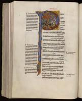 Epîtres de saint Paul glosées, manuscrit du prince Henri.