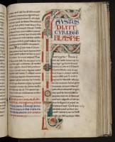 Saint Augustin, Contre Faustus. MGT, ms. 527, f.