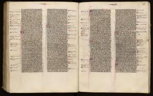 Barthélémy l'Anglais, Livre des propriétés des choses. MGT, ms. 979, f. 195v-196.