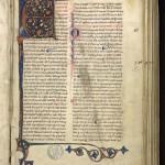Gilles de Rome, Du gouvernement des Princes. MGT, ms. 989, f. 9.