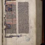 Bréviaire à l'usage de l'abbé de Clairvaux. MGT, ms. 1160, f. 10r.