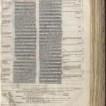 Canon d'Avicenne glosé. Montpellier, BU méd., H15, f. 101r.