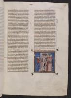 Pierre le Mangeur, Histoire scolastique, traduction de Guiard des Moulins. Ms. 59 f. 17